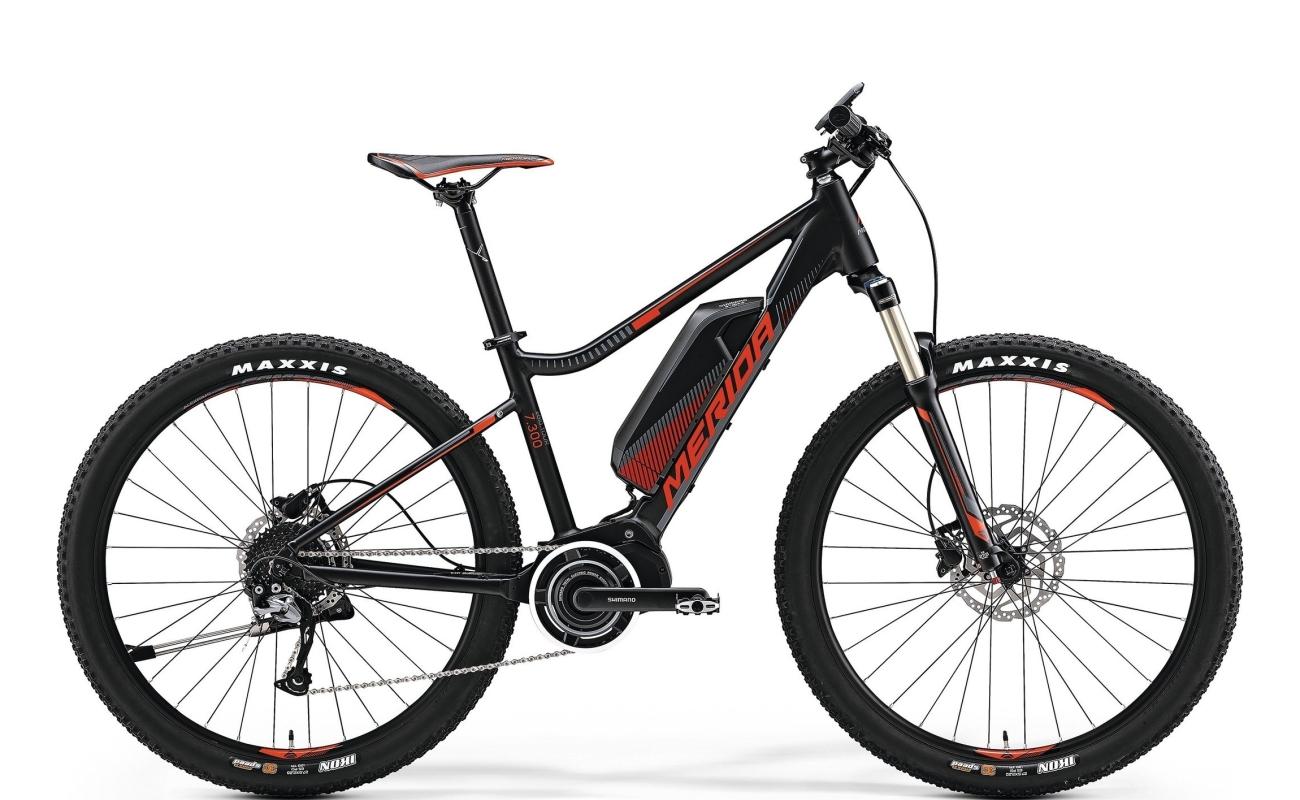 10316ea3bdd Merida eBig.Tour 7.300 Electric Bike