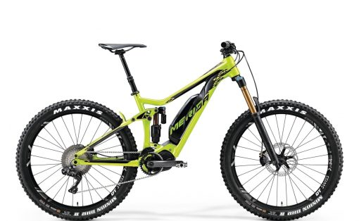 Merida eONE-SIXTY 900E Electric Mountain Bike