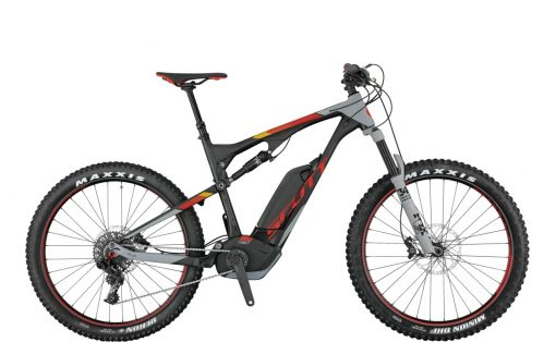 SCOTT E-Genius 720 Plus Electric Bike