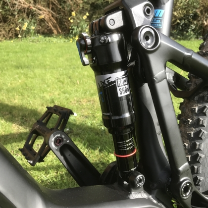 RockShox rear suspension