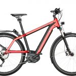 Riese and Müller New Charger Touring Red