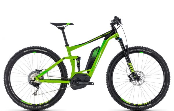 CUBE Stereo Hybrid 120 EXC 500 Electric Bike