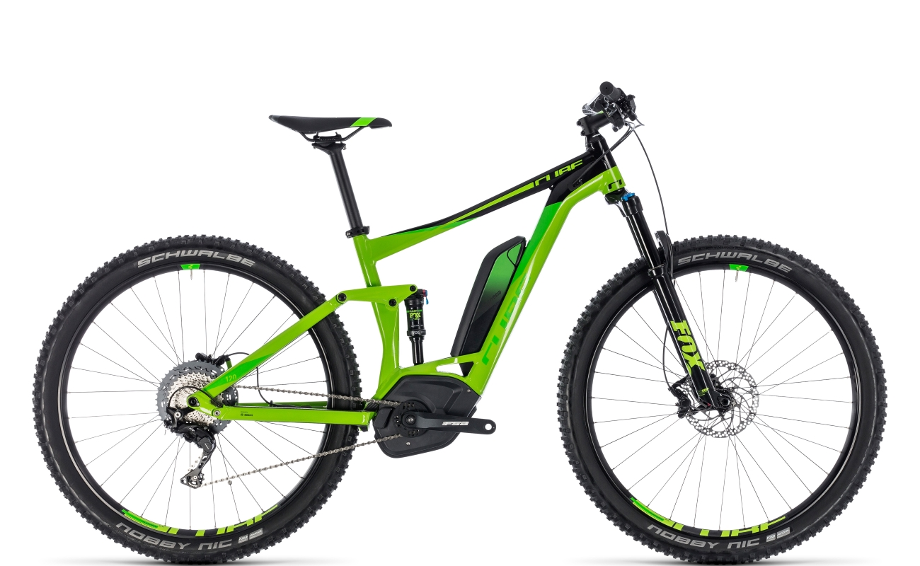 CUBE Stereo Hybrid 120 EXC 500 Electric Bike