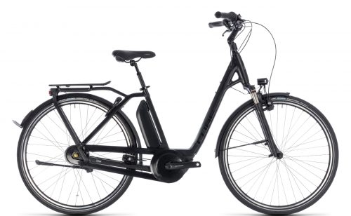 CUBE Town Hybrid Pro 400 Electric Bike