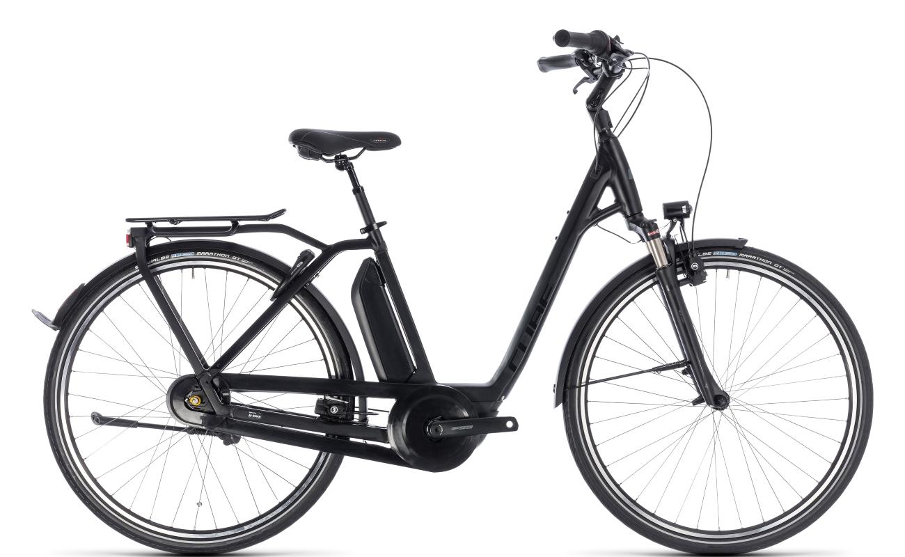 CUBE Town Hybrid Pro 400 Electric Bike