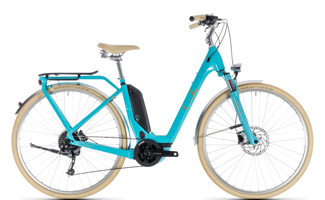 cube elly ride hybrid 500 onbike electric bikes worcester. Black Bedroom Furniture Sets. Home Design Ideas