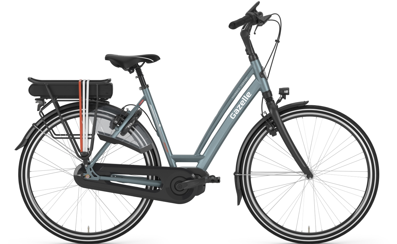gazelle chamonix c7 hms shimano steps onbike e bike. Black Bedroom Furniture Sets. Home Design Ideas