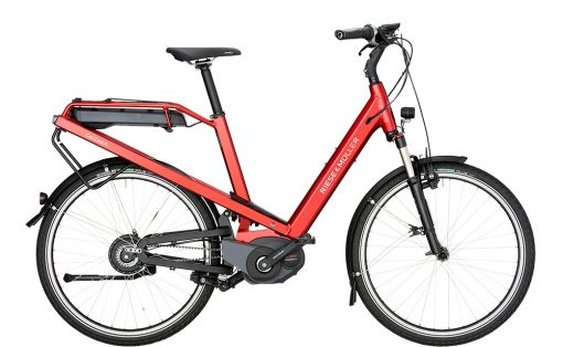 Riese & Müller Culture NuVinci Electric Bike