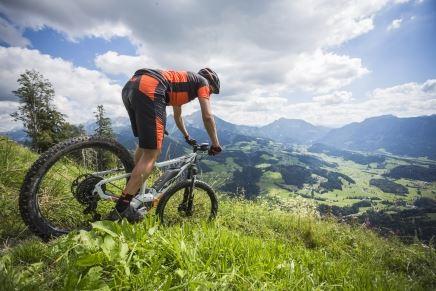 Test Ride Electric Bike