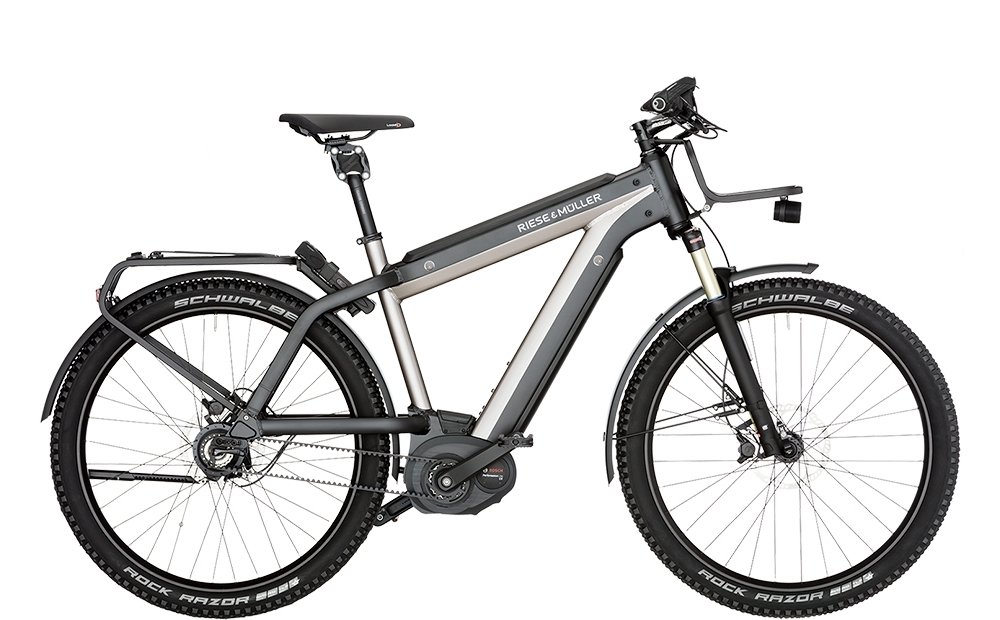 Riese Amp M 252 Ller Supercharger Gx Rohloff Hs Speed Pedelec 1000wh