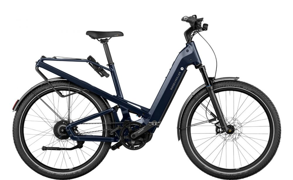 Homage GT Vario 2021 blue