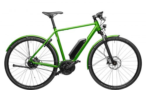 Roadster City 2020 Electric Green Metallic