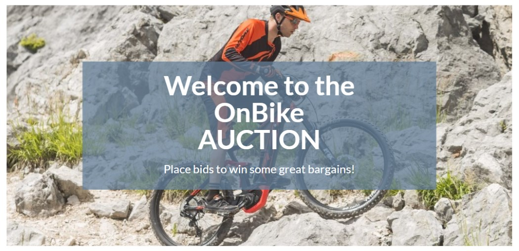 OnBike Auction