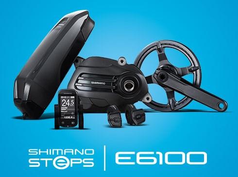 Shimano STEPs E6100