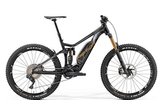 eONE-SIXTY 900E Black