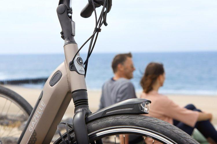 Electric Bike Fitness