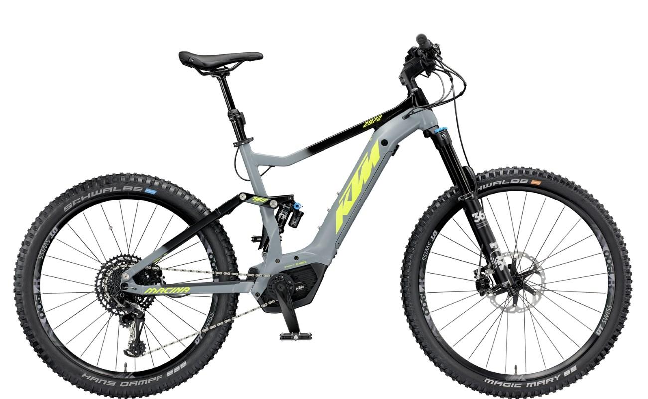 Ktm Macina Kapoho 2972 Electric Mountain Bike 29 Quot Amp 27