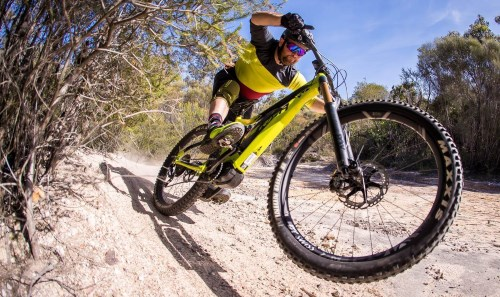 e-mountain bike merida