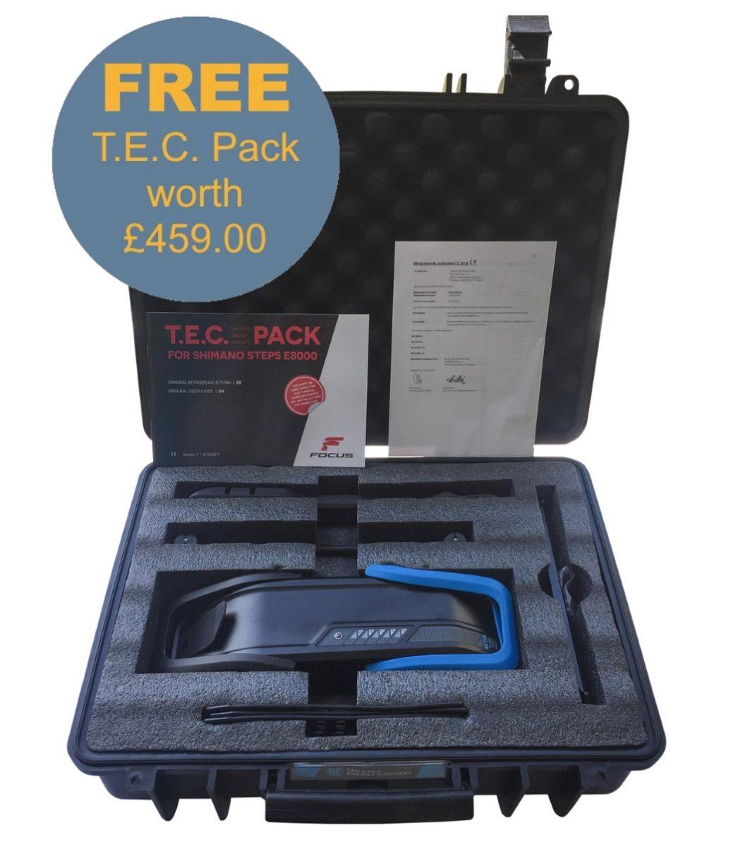 FREE TEC Pack Focus