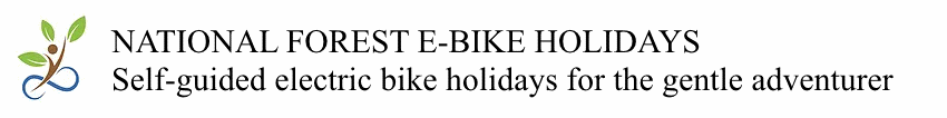 NATIONAL FOREST E-BIKE HOLIDAYS