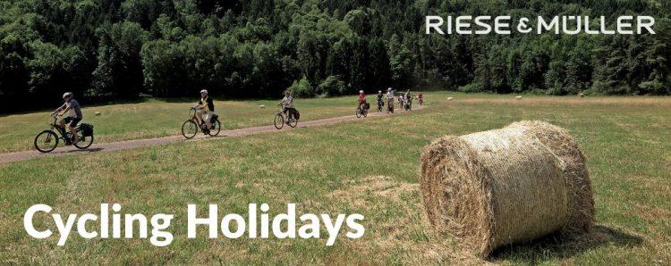 electric bike holiday