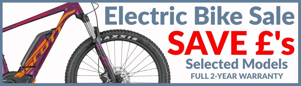 Save Electric Bike Sale