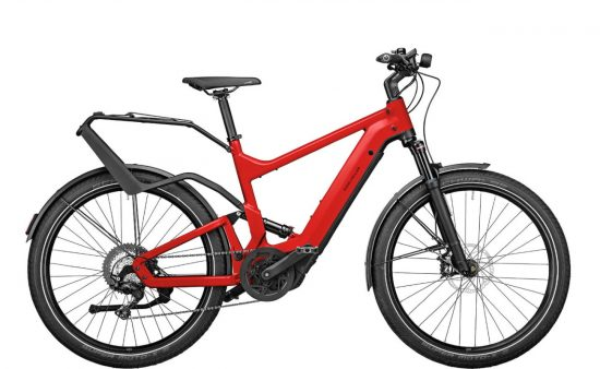Delite GT Touring 2021 red