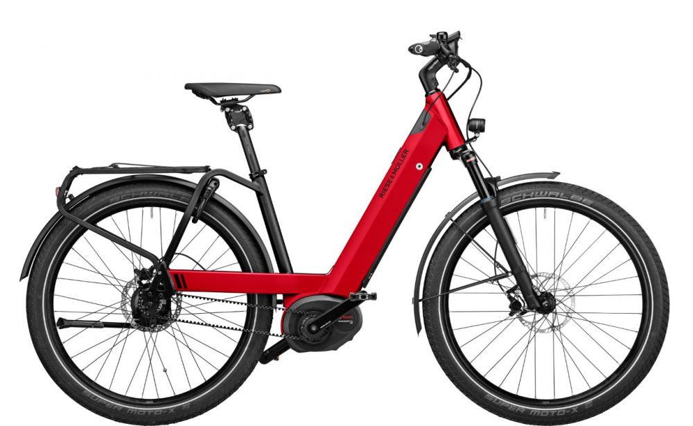 Nevo GT Rohloff Dynamic Red Metallic 2020