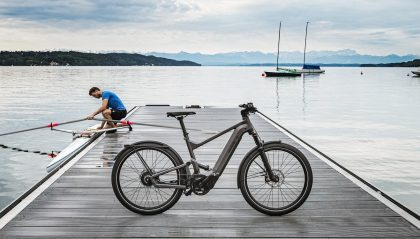 New Riese & Muller eBikes