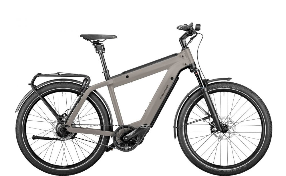 Supercharger2 GT Rohloff 2021 silver