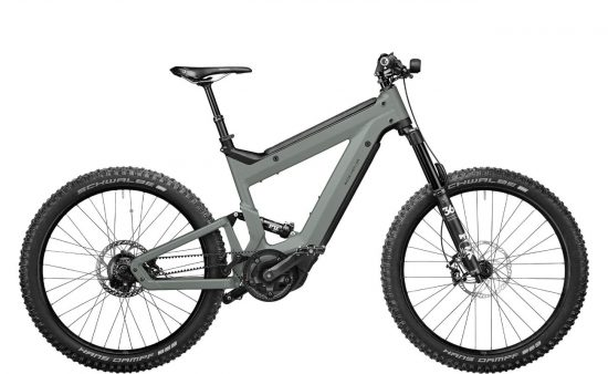 Superdelite Mountain Rohloff Tundra Grey Matt