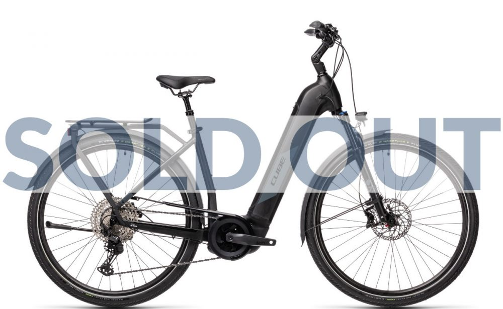CUBE Kathmandu Hybrid EXC 625 easy entry - sold out