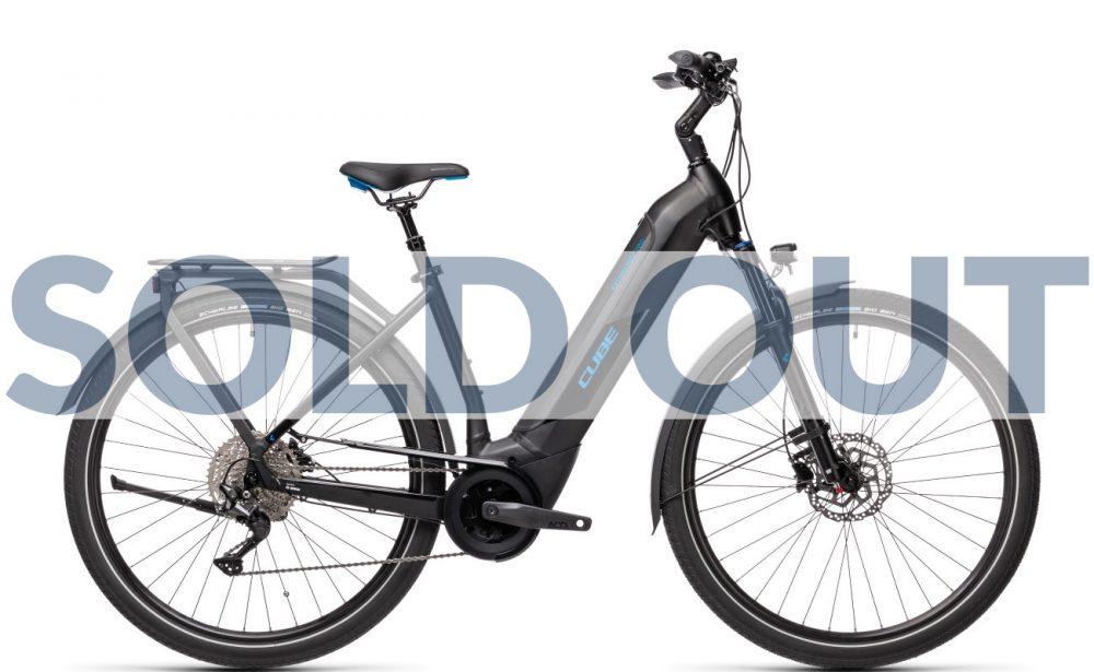 CUBE Kathmandu Hybrid Pro 625 STEP THROUGH - SOLD OUT