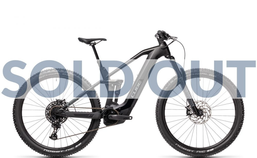 CUBE Stereo Hybrid 140 HPC Race 625 - SOLD OUT