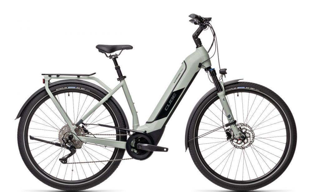 Cube Kathmandu Hybrid Pro 625 easy Entry 2021 Grey