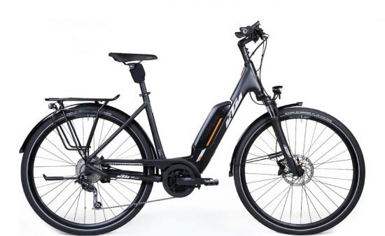 KTM Macina Fun 510 Step Through 2020
