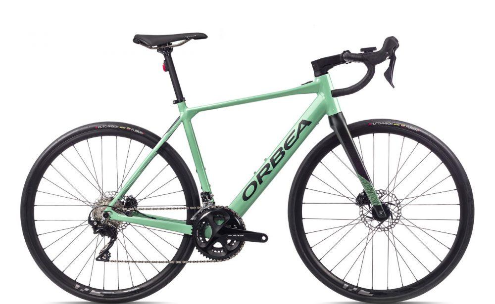 Orbea Gain D30 2021 green