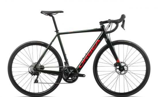 Orbea-Gain-D30-Green-Red