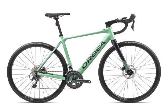 Orbea Gain D40 2021 green