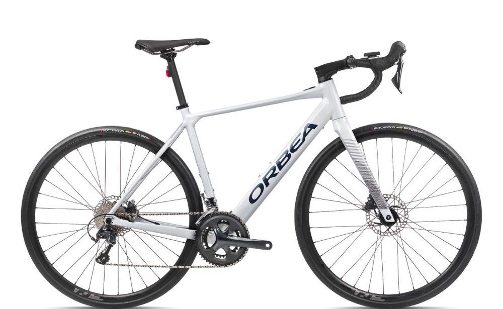 Orbea Gain D40 2021 white
