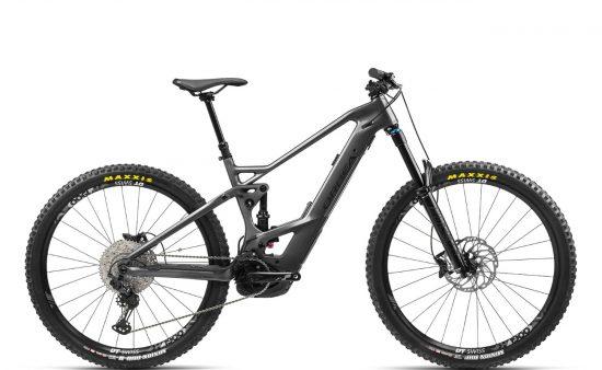 Orbea Wild FS M10 Black 2021