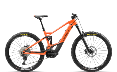 Orbea Wild FS M10 Orange 2021