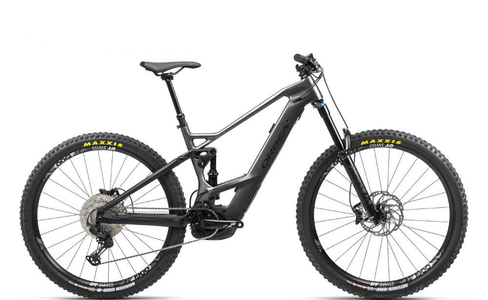 Orbea Wild FS M20 Black 2021