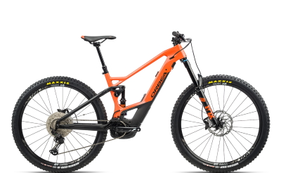 Orbea Wild FS M20 Orange 2021