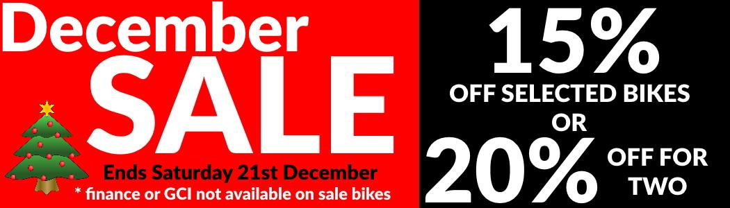 December 2019 Sale