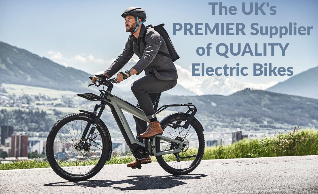 Electric Bikes 2020 Banner