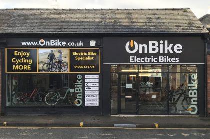 OnBike Electric Bikes