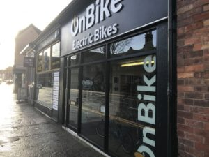 OnBike Electric Bikes Makeover