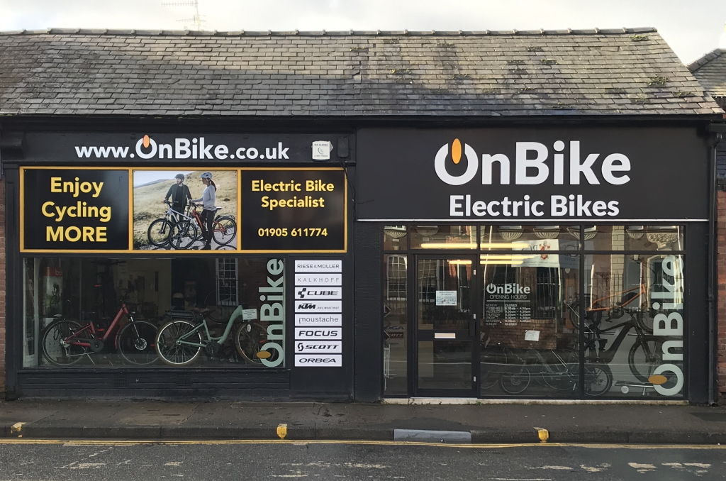 OnBike Electric Bikes