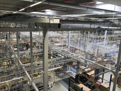 Riese and Muller Factory Tour